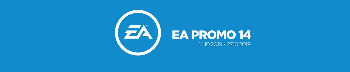 Akce EA Promo 14