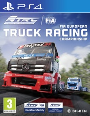 FIA European Truck Racing (PS4)