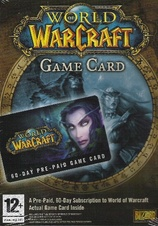 World of Warcraft 60days Timecards (PC)