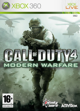 Call of Duty 4 Modern Warfare (X-360)