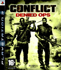 Conflict Denied Ops (PS3)