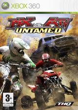 MX vs. ATV Untamed (X-360)