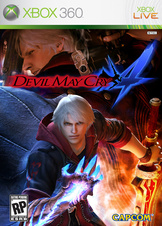 Devil May Cry 4 (X-360)