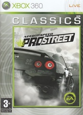 Need for Speed ProStreet (X-360)