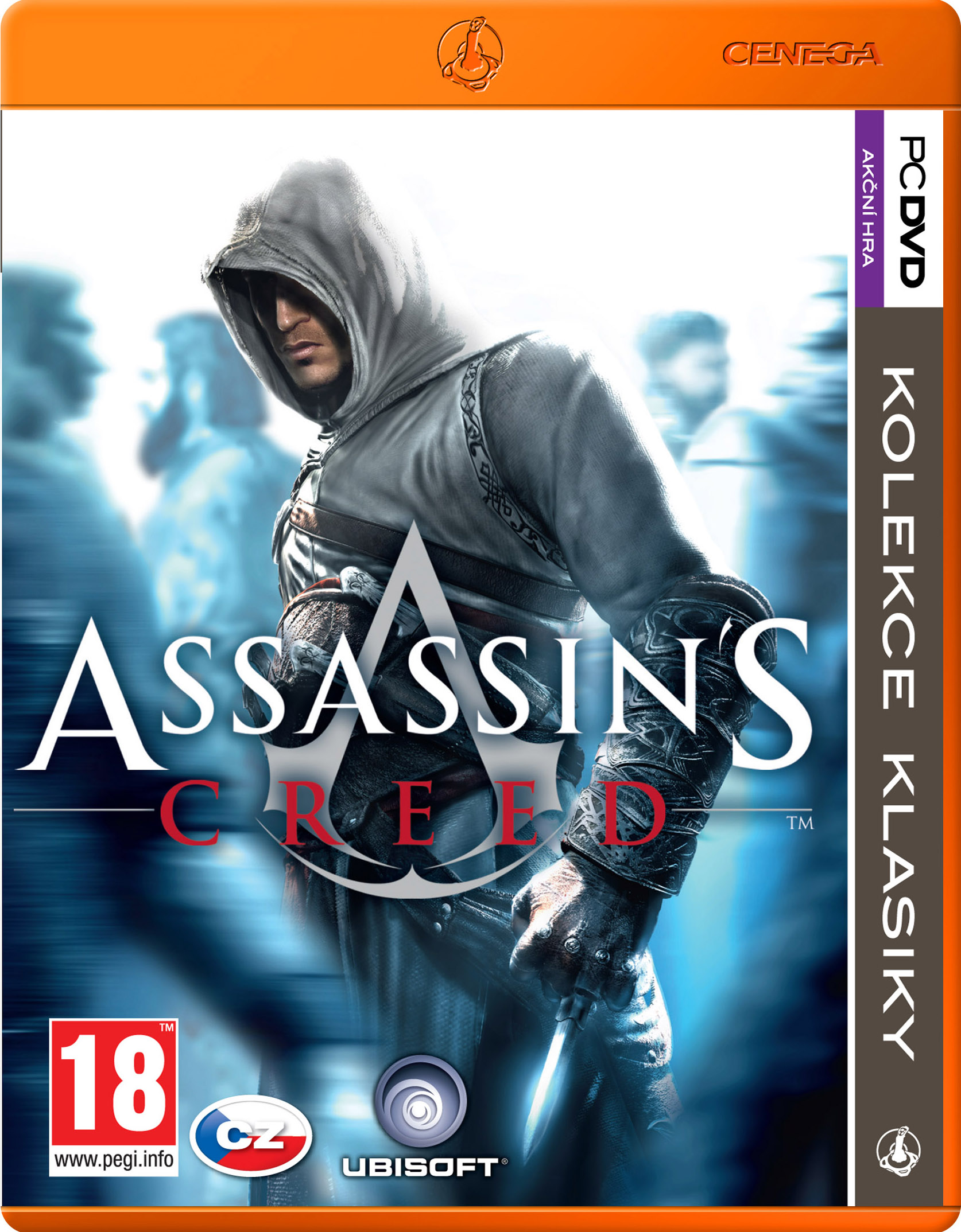 UbiSoft Assassins Creed CZ (PC)