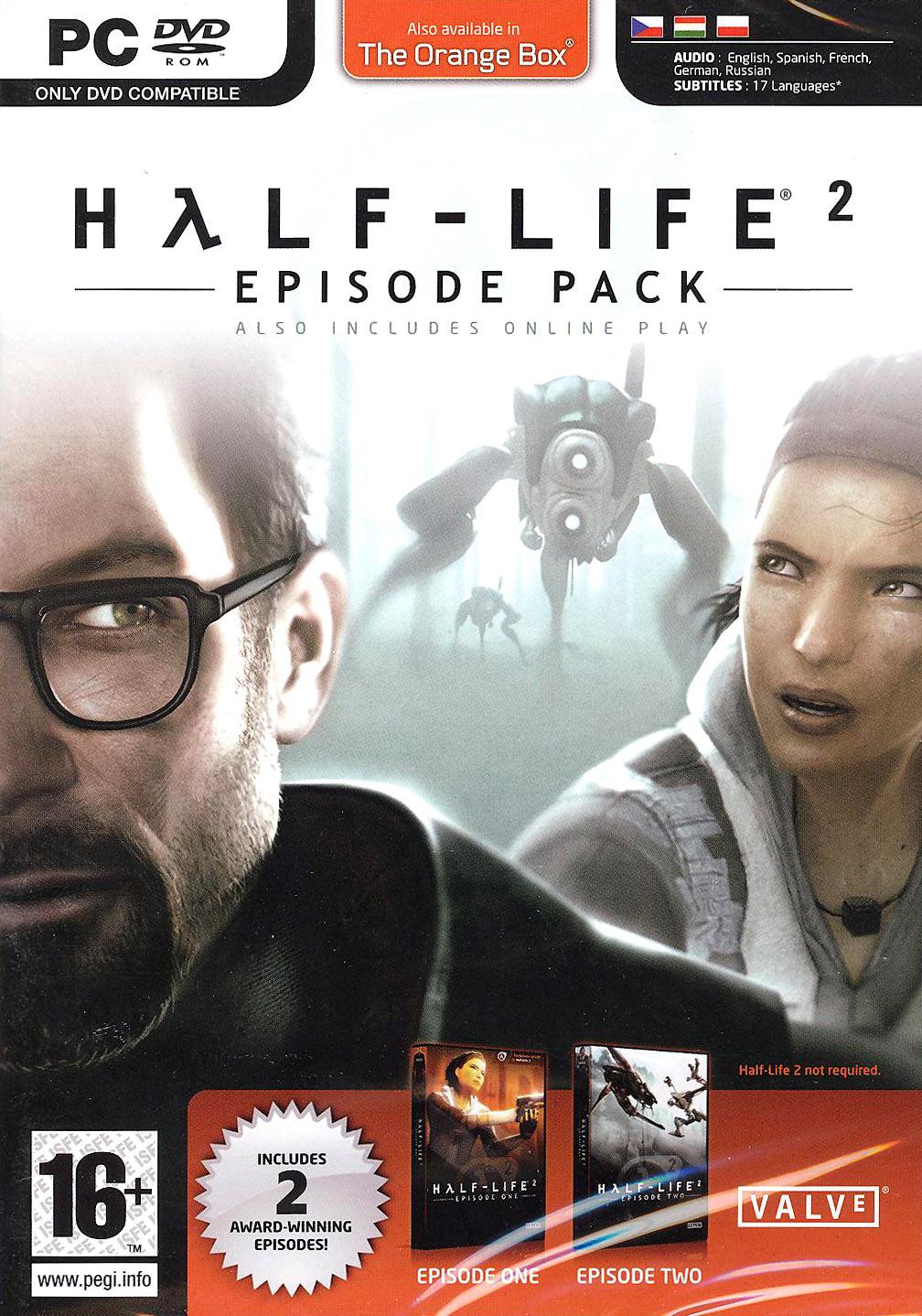 EA Half Life 2: Episode 2 (PC) Krabicová