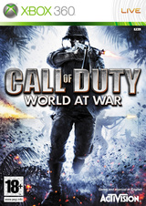 Call of Duty 5 World at War (X360)