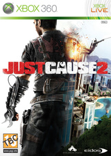 Just Cause 2 (X-360)