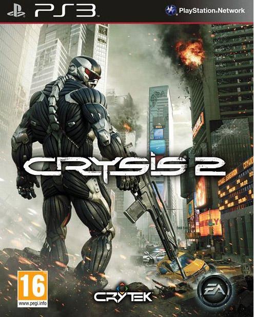 EA Crysis 2 (PS3)