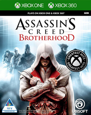 Assassins Creed: Brotherhood (X360/X1)