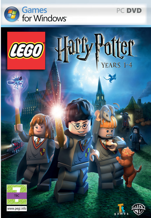 Warner Bros Interactive LEGO Harry Potter: Years 1-4 (PC) Krabicová