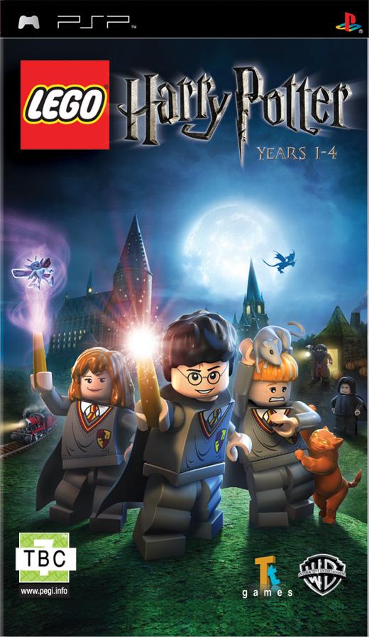 Warner Bros Interactive LEGO Harry Potter: Years 1-4 (PSP)