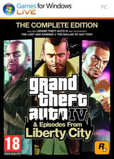 GTA IV Complete (PC)