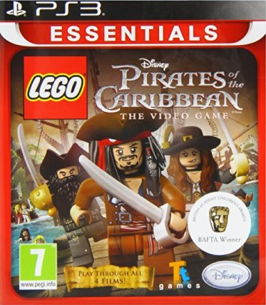 Disney LEGO Pirates of the Caribbean: The Video Game (PS3)