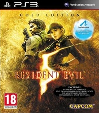 Resident Evil 5 Gold (PS3 - Move)