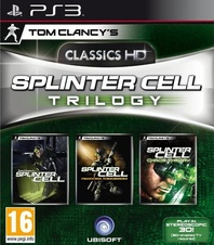 Tom Clancy's Splinter Cell TRILOGY HD (PS3)
