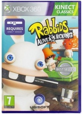 Rabbids: Alive & Kicking (X360 - Kinect)