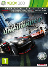 Ridge Racer Unbounded Limited Edition (X360)