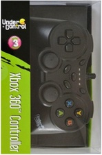 Wired Controller Black UC (X360)