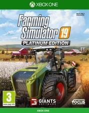 Farming Simulator 19 Platinum Edition (XOne)