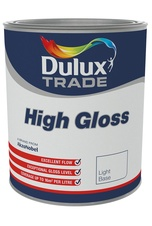 Dulux - High Gloss Light 4,5l