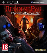 Resident Evil Operation Racoon City (PS3)