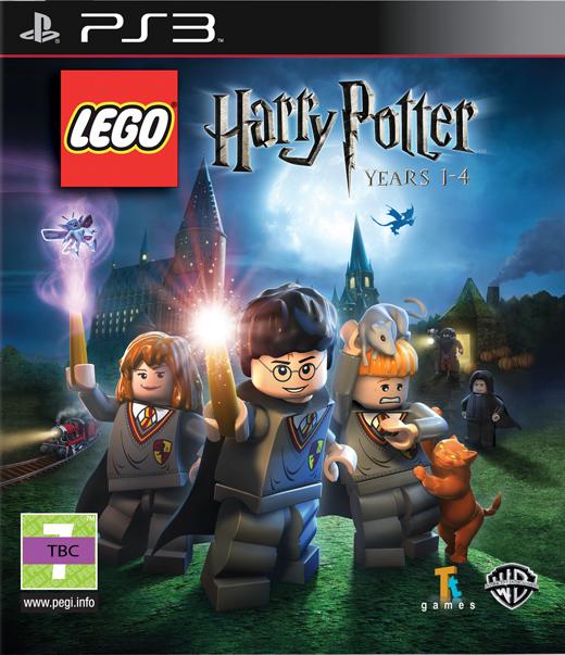 Warner Bros Interactive LEGO Harry Potter: Years 1-4 (PS3)