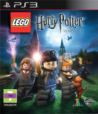 LEGO Harry Potter: Years 1-4 (PS3)