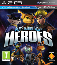 Playstation Move Heroes (PS3 - Move)