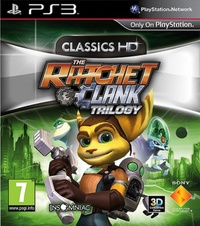 Ratchet & Clank Trilogy HD (PS3)