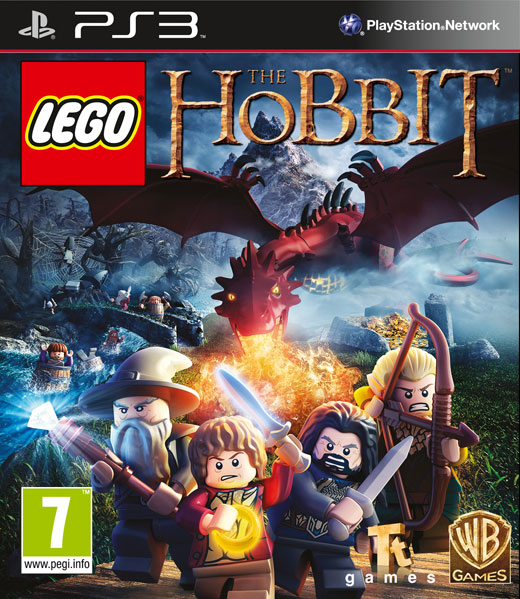 Warner Bros Interactive LEGO The Hobbit (PS3)