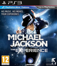 Michael Jackson The Experience (PS3 - Move)