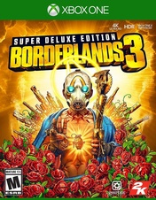 Borderlands 3 Super Deluxe Edition (XOne)
