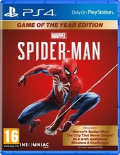 Marvels Spider-man GOTY (PS4)