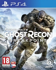 Tom Clancys Ghost Recon Breakpoint (PS4)