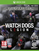 Watch Dogs Legion Ultimate Edition (XOne)