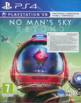 No Mans Sky Beyond VR (PS4)