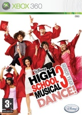 High School Musical 3: Senior Year DANCE! (Hannah Montana - X360)