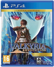Valkyria Revolution Limited Edition (PS4)