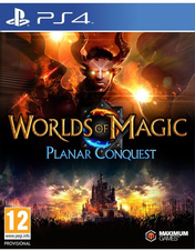 Worlds of Magic Planar Conquest (PS4)