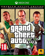 Grand Theft Auto V Premium Online Edition (XOne)