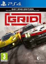 Grid D1 Edition (PS4)