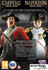 Empire: Total War + Napoleon : Total War GOTY (PC)