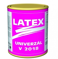 Kittfort Latex univerzál 0,8kg bílý