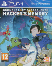 Digimon Story: CyberSleuth: Hackers Memory (PS4)