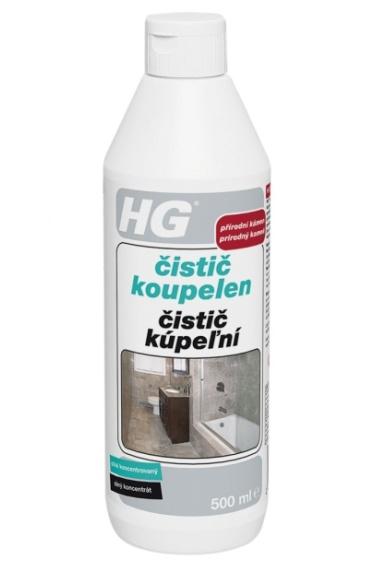 HG čistič koupelen z přírodního kamene 500 ml