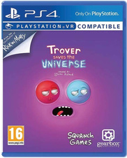 Trover Saves the Universe VR (PS4)