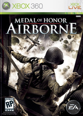 Medal of Honor Airborne (X-360)