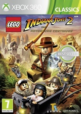 LEGO Indiana Jones 2: The Adventure Continues (X360)