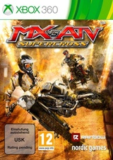 MX Vs ATV: Supercross (X360)